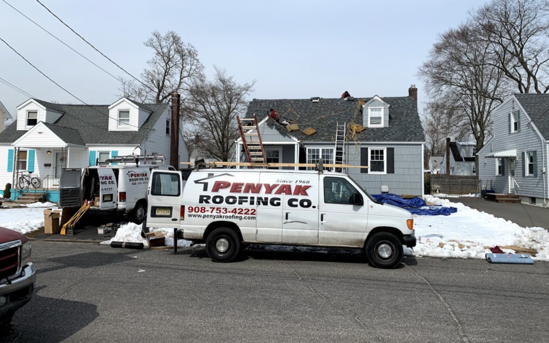 Best Roofer In Middlesex Couny