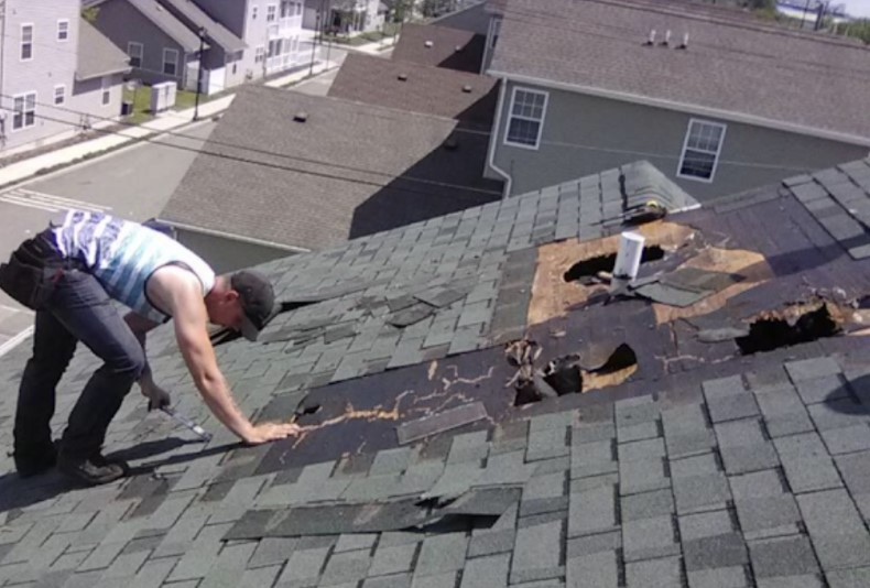 Union County Free Roofing Estimate